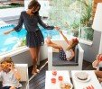 thumbs  - family on the veranda on the pool - Hotel Magic Riccione (10/40)
