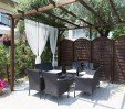 thumbs  - Relax area with garden gazebo - Hotel Bisanzio Cesenatico Centro (61/64)