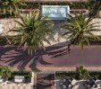 thumbs  - The waterfront of riccione with palm trees and swimming pool in front of us - Hotel Tiffany's Riccione (7/37)