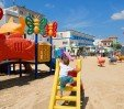 thumbs  - children's play area at the beach in front of the hotel - Hotel Diana Viserbella di Rimini (77/77)