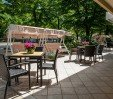 thumbs  - Exterior with tables - Hotel Gattuccio Valverde di Cesenatico (6/59)