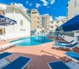 thumbs  - Fully equipped swimming pool with umbrellas and sunbeds - Hotel Calypso Valverde di Cesenatico (7/40)