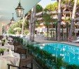 thumbs  - Outside dining room overlooking the pool - Hotel Belvedere Milano Marittima (2/60)