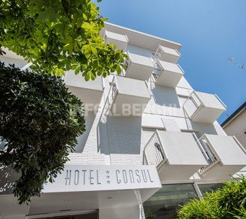 Hotel Consul Riccione 2020 3 Stars 46 Rooms 86 Beds