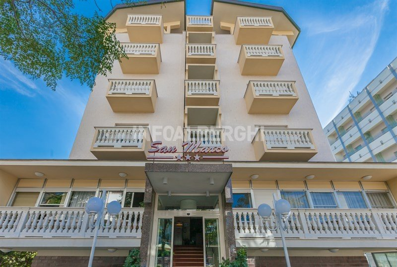 Completely renovated hotel on the seafront of gatteo - Hotel San Marco Gatteo Mare (1/34)