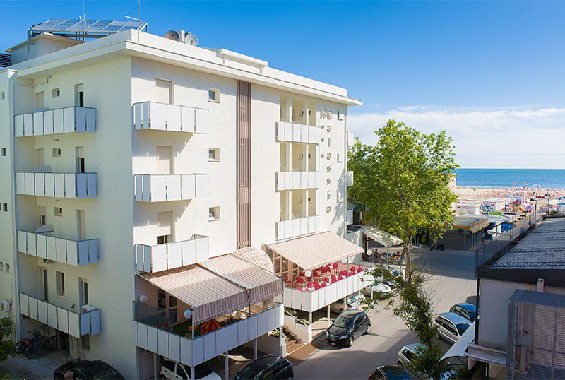 hotel very close to the sea - Hotel Galassia Rivazzurra di Rimini (2/45)