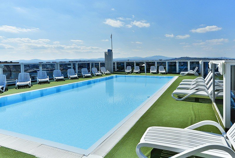 Swimming pool - Hotel Soleblu Rimini Mare (2/43)