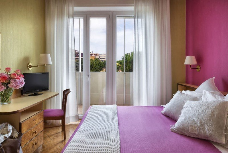Superior two-room apartment - Parioli Residence Hotel B&B Rimini Mare (1/28)