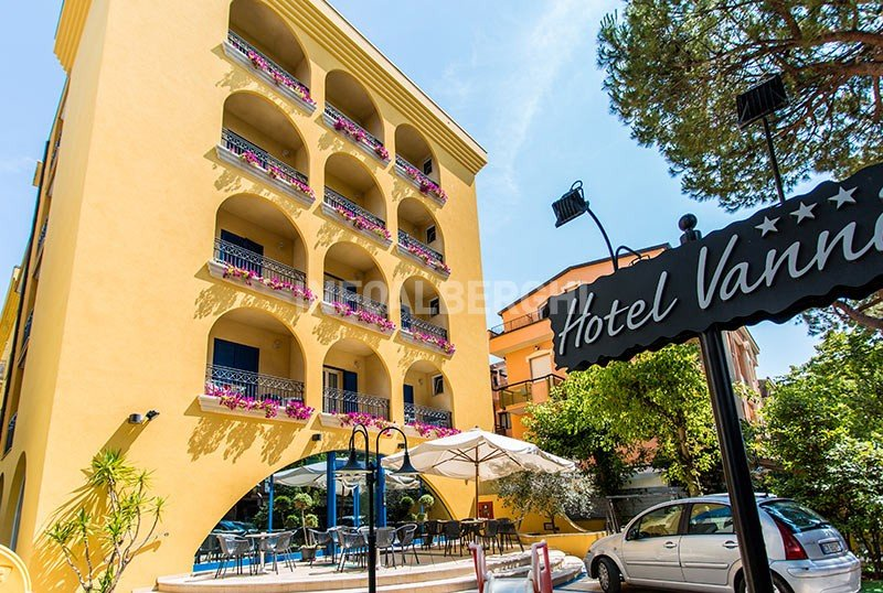 Completely renovated structure - Hotel Vanni Misano Adriatico (2/52)