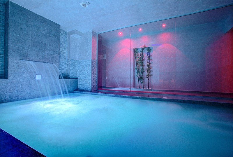 Hydromassage pool, spa - Ferretti Beach Hotel Rimini Mare (2/54)