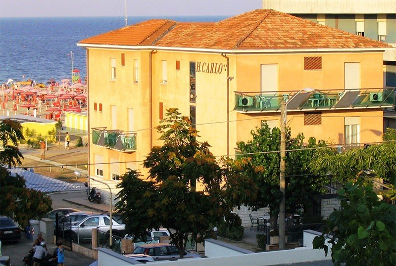 Hotel a few steps from the sea with free parking - Hotel Carlo Miramare di Rimini (2/41)