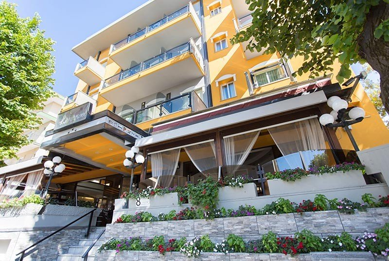 Liverpool Hotel Rimini All Inclusive Rivazzurra Di Rimini Via