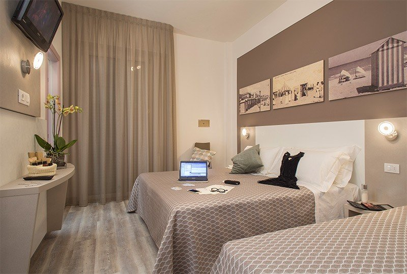 The new rooms Superior - Hotel Marcus Igea Marina (1/52)