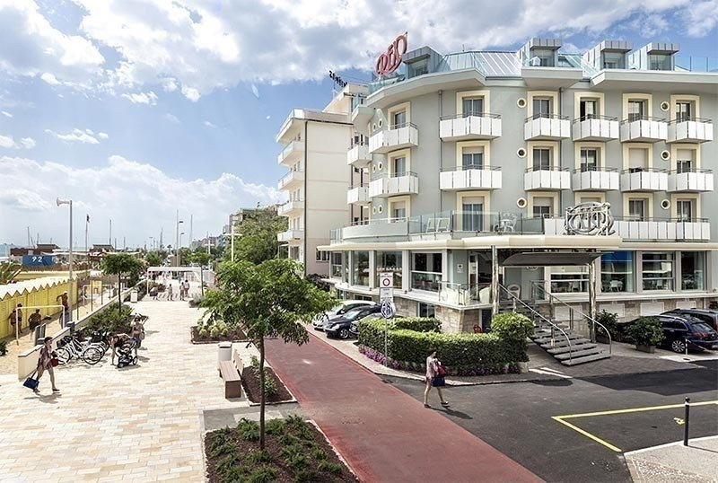 A beautiful site in the center of Riccione - Hotel Rex Riccione (2/25)