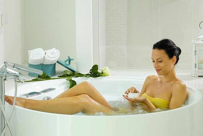 Wellness Suite with Whirlpool - Hotel Al Cavallino Bianco Riccione (2/35)