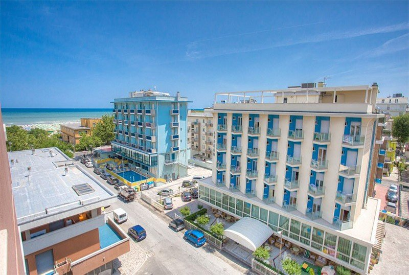 Tabor hotel just steps from the sea .... - Hotel Tabor Rivazzurra di Rimini (1/45)